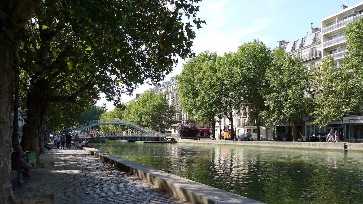 H U00f4tel Kyriad Canal Saint Martin