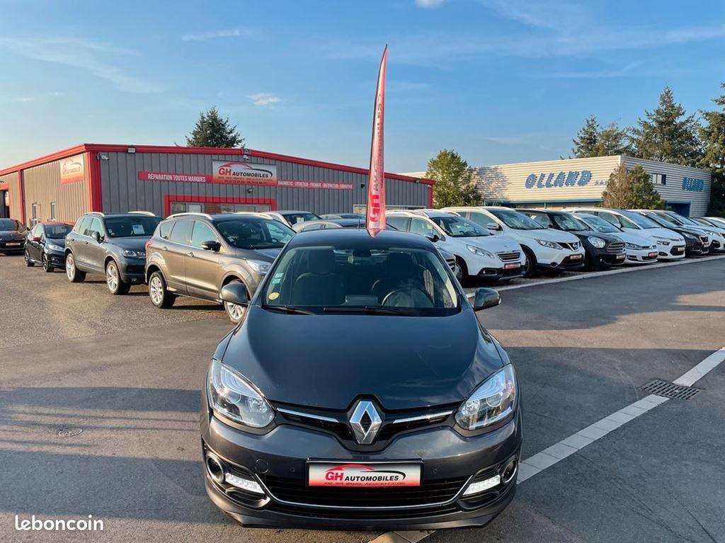Renault Mégane 3 1.5DCI 110CV BZ1406