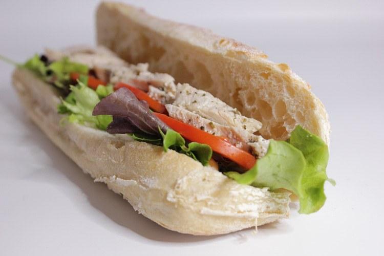 Sandwichs poulet