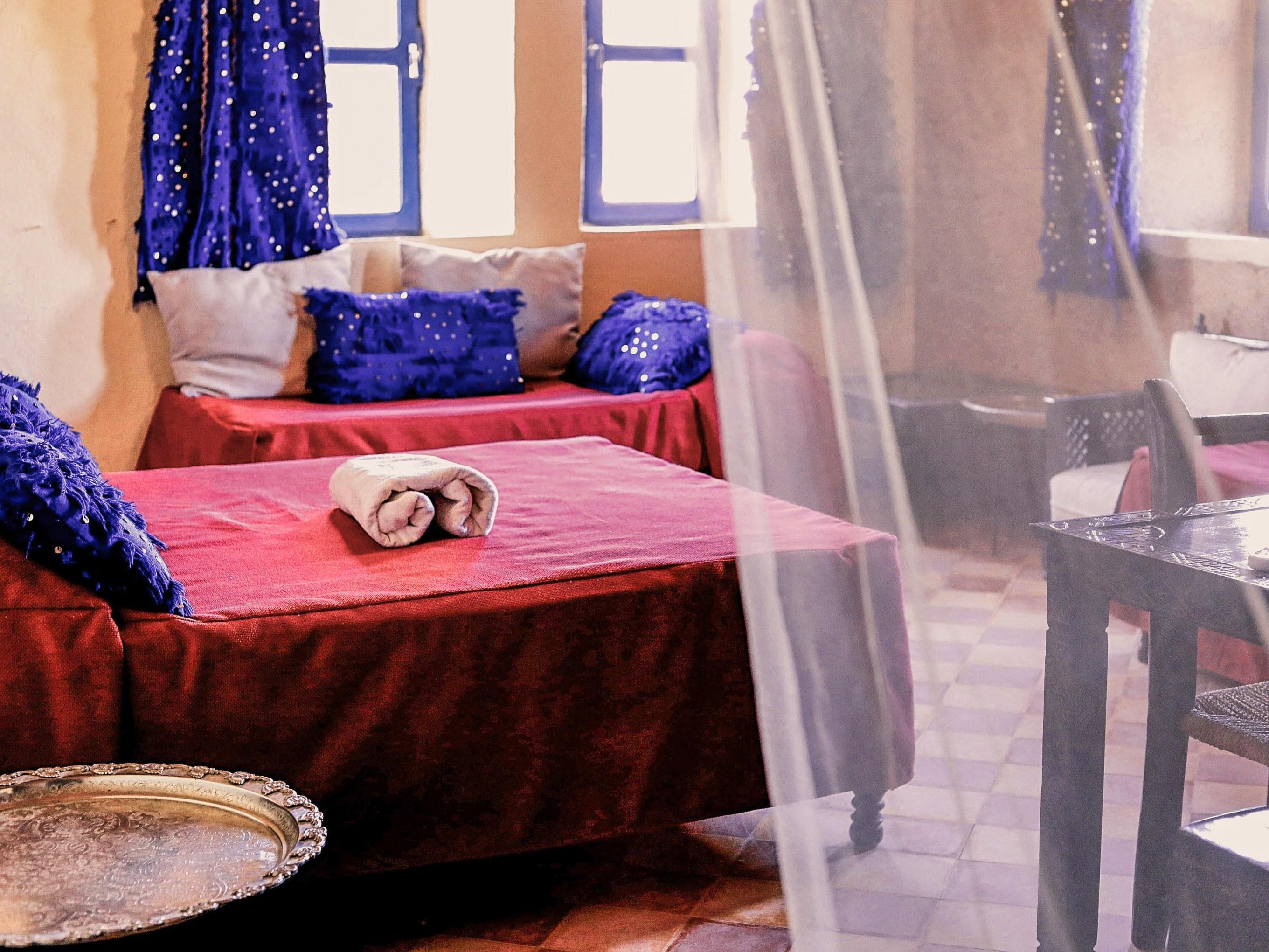 Kashbah Hotel Kanz Erremal Merzouga