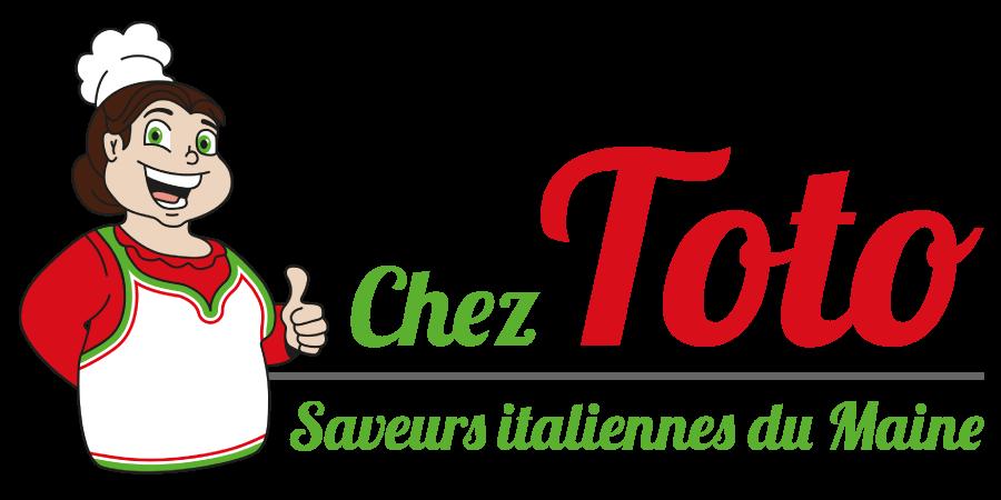 logo grand chez toto pizzeria restaurateurs meslay-du-maine mayenne pizza pâtes desserts cuisine italienne soirée à thème