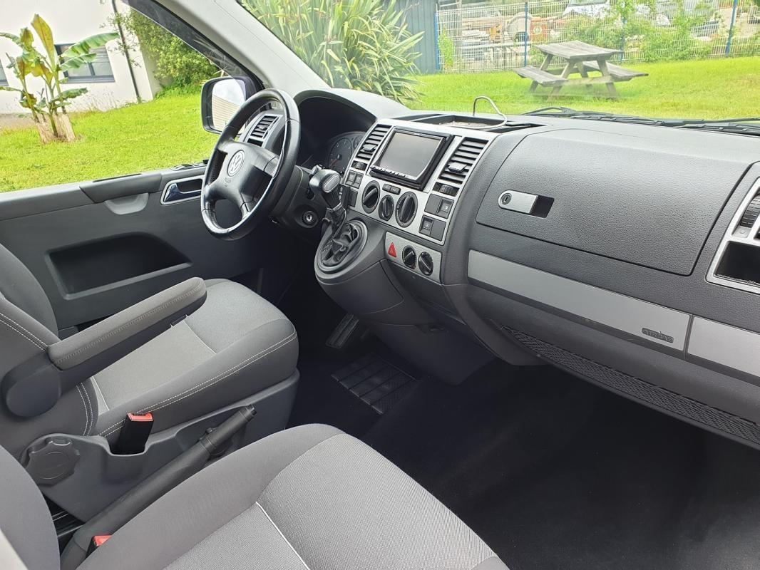Volkswagen Multivan T5 2.5 TDI 174 HIGHLINE