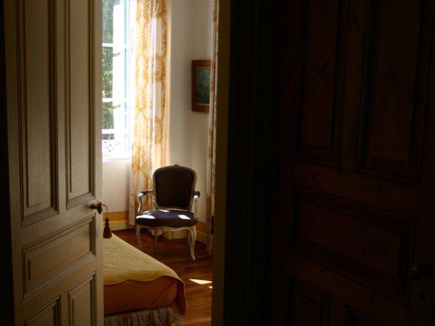 chambre jaune Beauchots Troyes Champagne