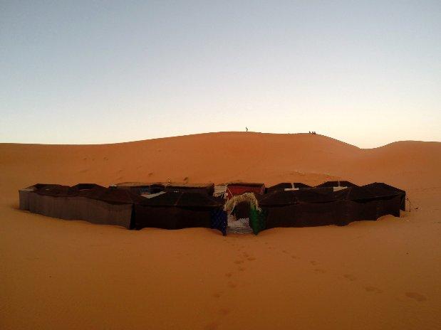 Khaimas Kanz Erremal Maroc