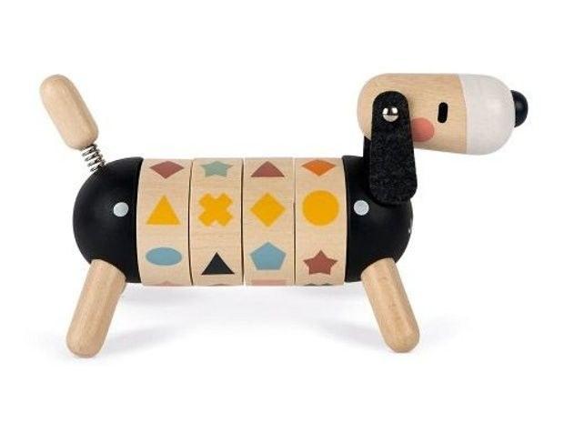 chien-des-formes-et-des-couleurs-sweet-cocoon-bois 2