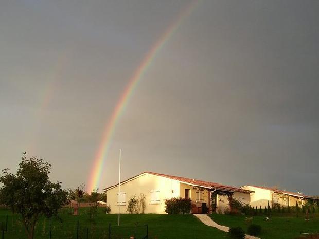 rainbow etang vallier chenes brossac charente