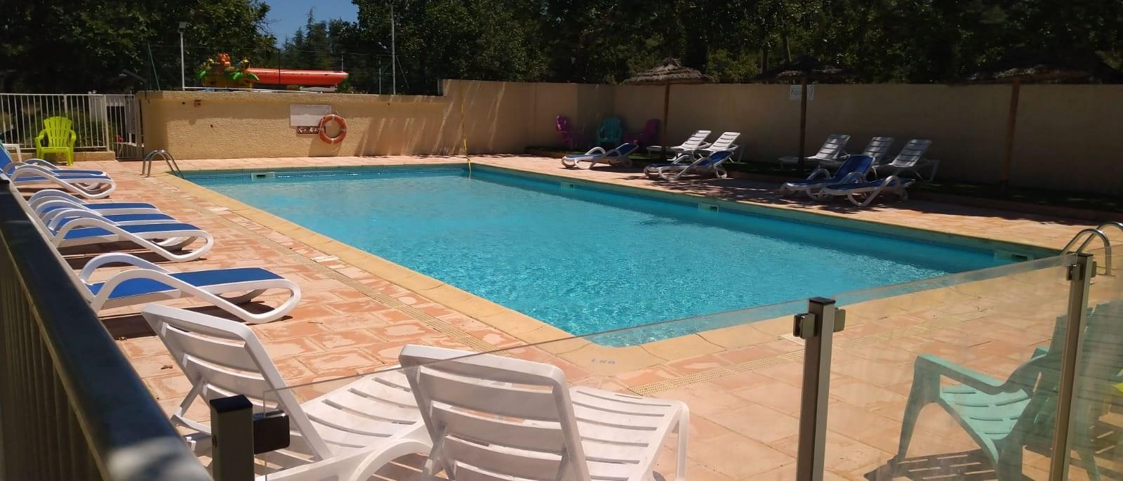 piscine camping familial proche ardeche
