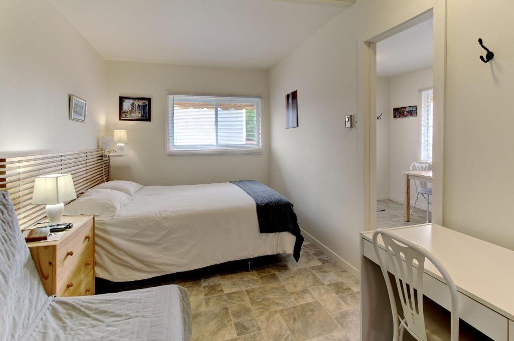 hébergement-proche-rimouski-lit-simple