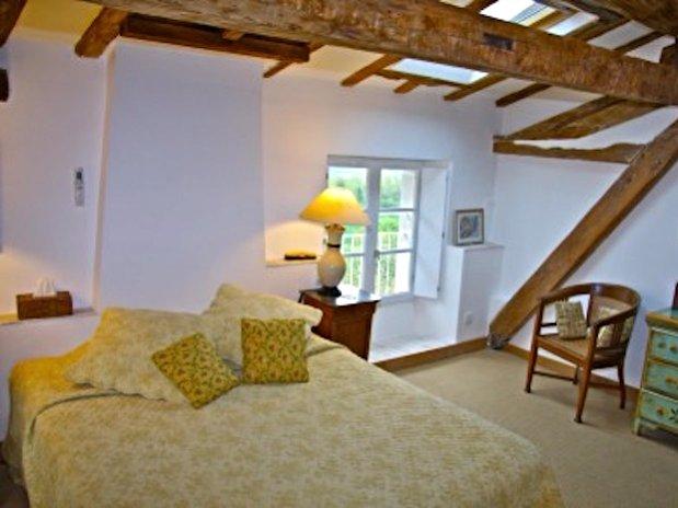 Cuq en Terrasses grande chambre double classique La Jaune