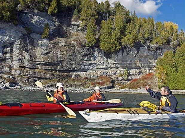 auberge-vue-fleuve-la-malbaie-Kayak