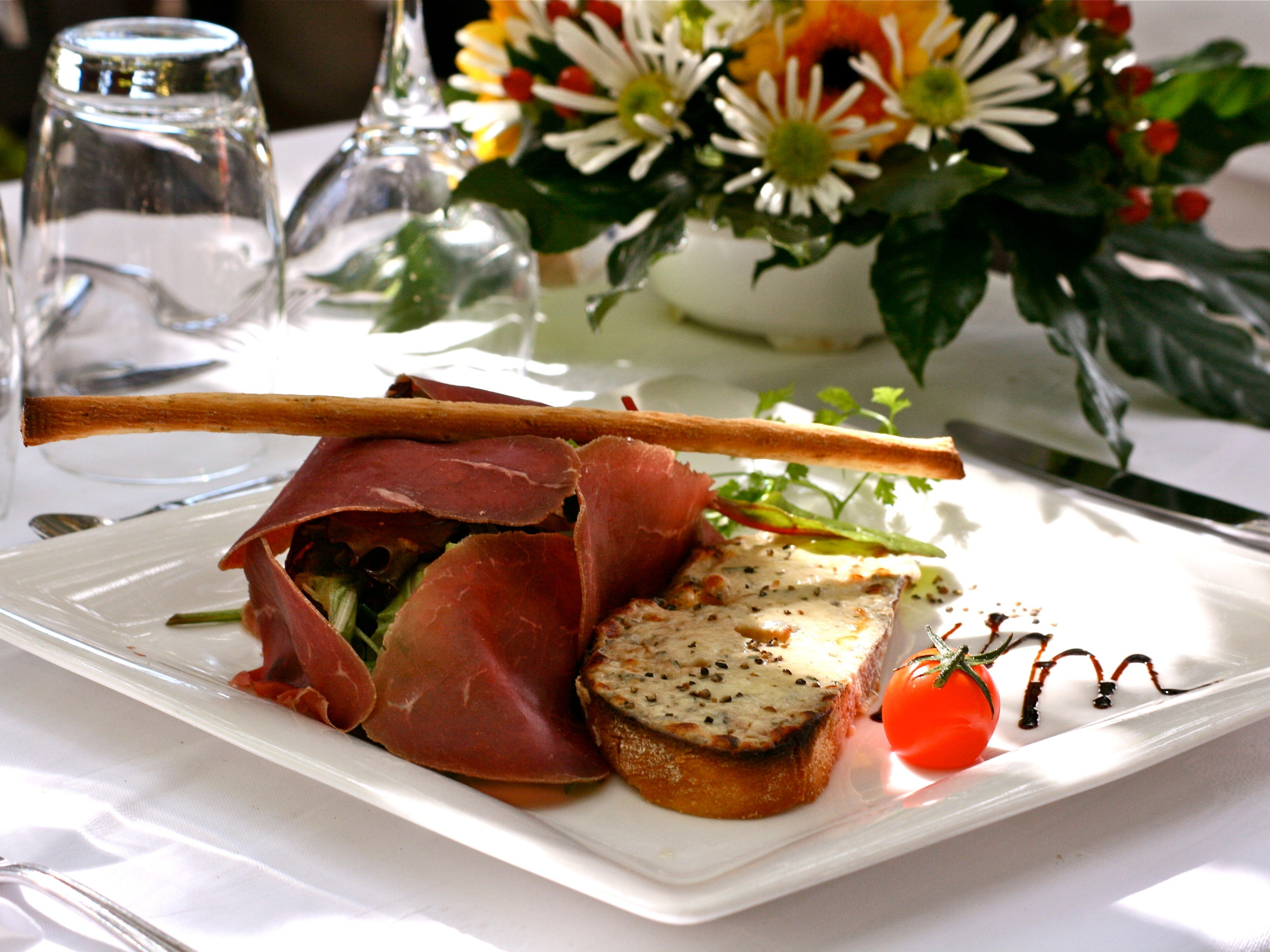 Restaurant-hotel-en-provence-plat