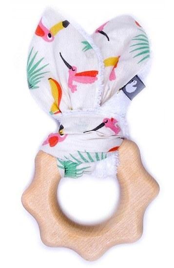hochet-dentition-bois-coton-imprime-exotique-bbco