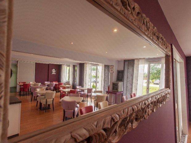 cozy-hotel-cosy-d-affaires-Morlaix-salle-de-restaurant