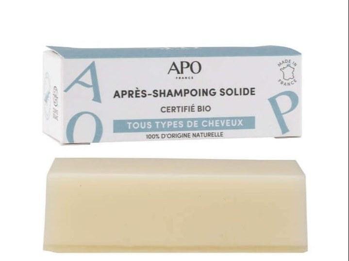 Après-shampoing APO