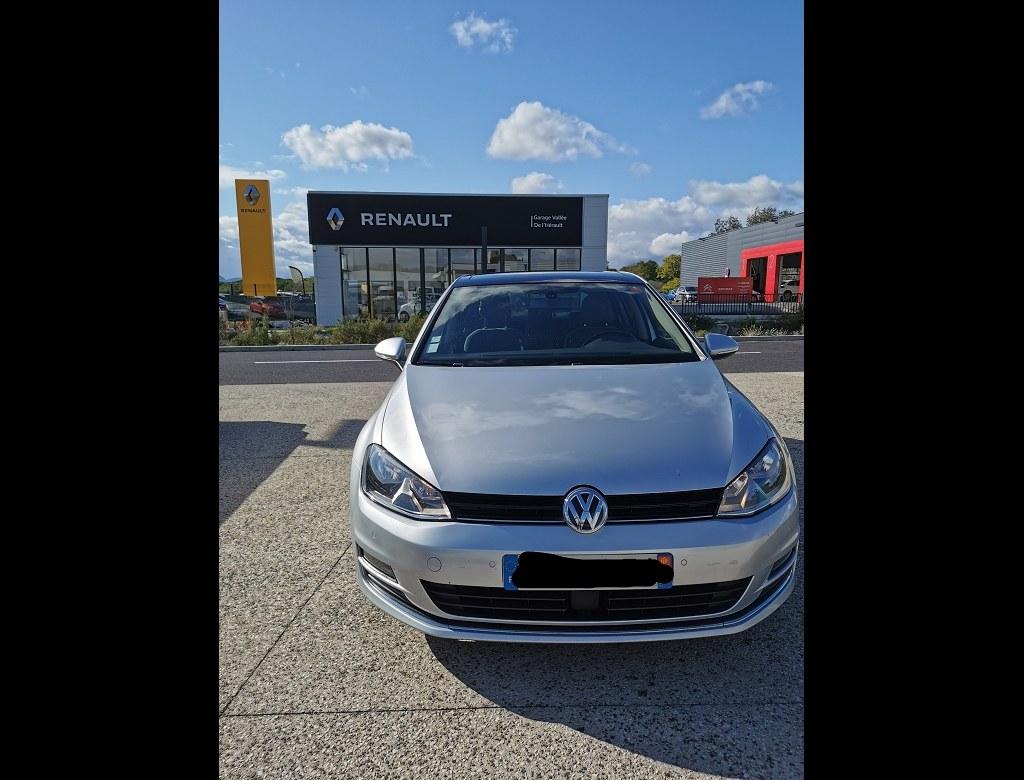 Volkswagen Golf (5G1) berline du 08.12 au