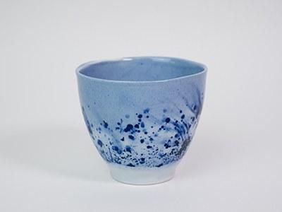 Bol calice BRILLANTE / Collection Ligne Bleue