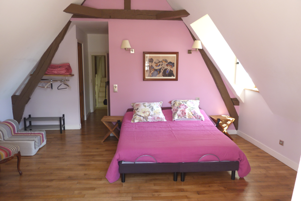 B&B near Loire valley castles