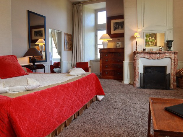 Suite Galante Schlafzimmer