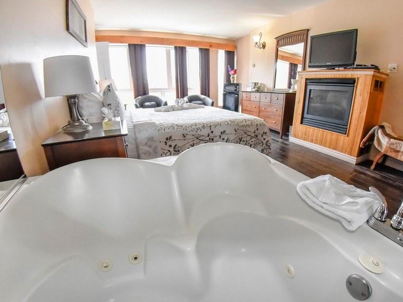suite et bain