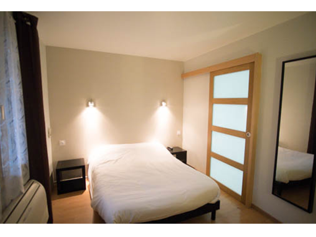 Chambre Simple Hôtel Thurot