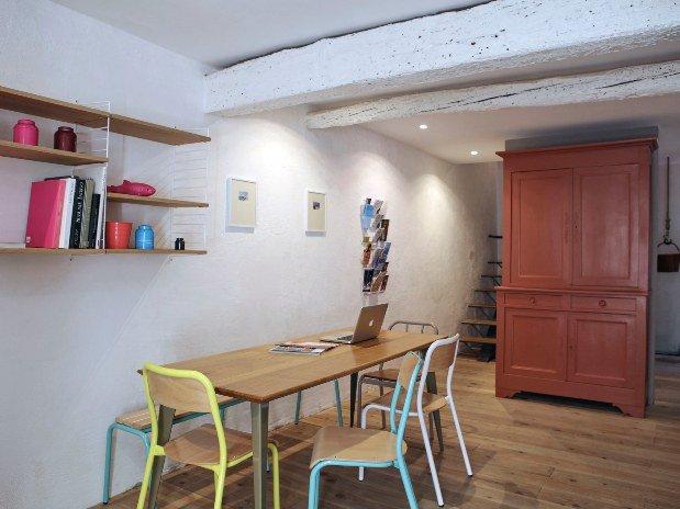 Salle à manger Maison Boa Marseille