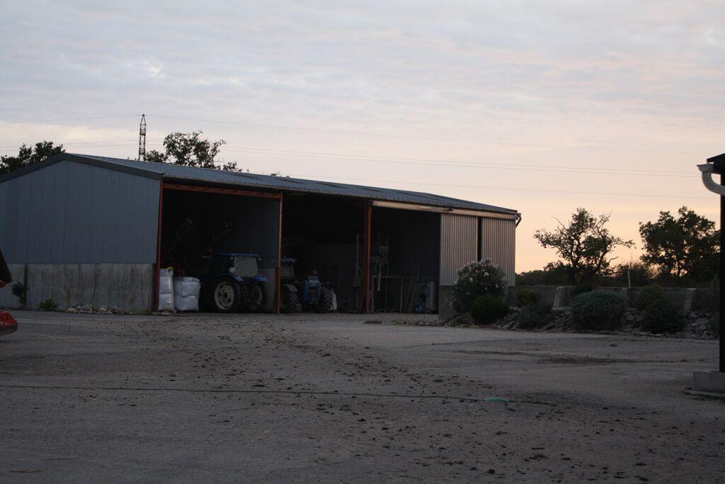 Au Cochon Pailleux Exploitation Agricole à Châteuneuf