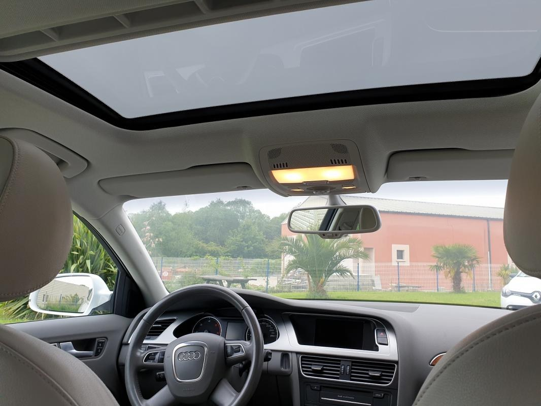 Audi A4 sportback 2.0 TDI 140 AMBITION LUXE