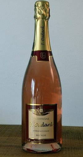 Champagne Rosé François Oudard