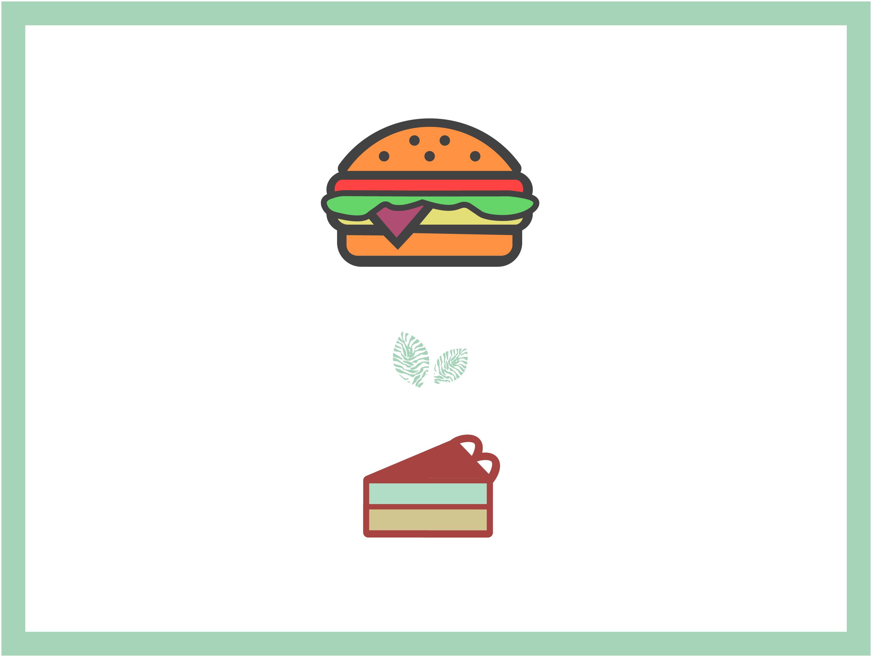 Formule Burger + dessert