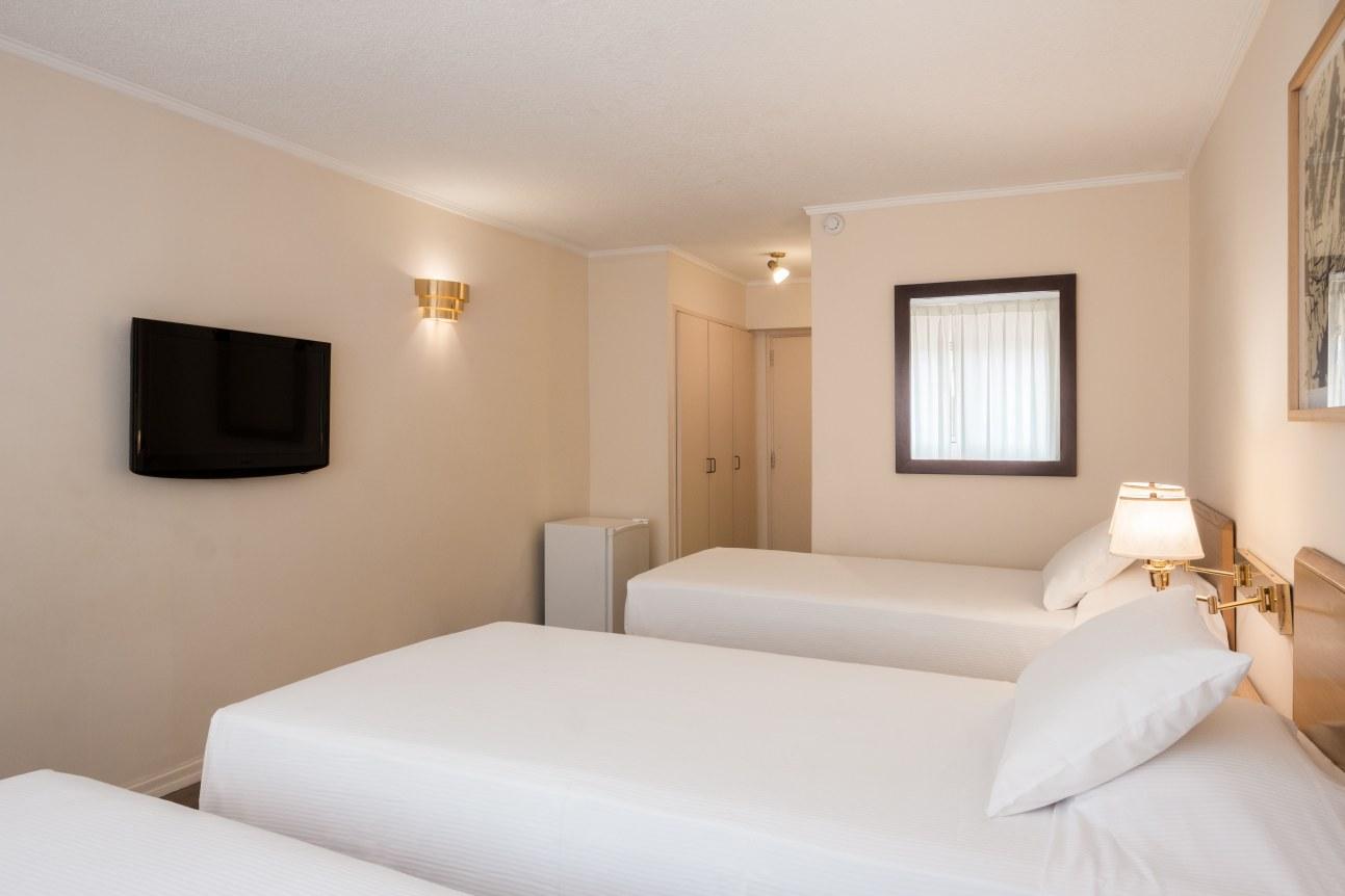 Habitación Standard Triple - Days Inn Montevideo