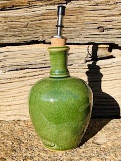 00037 Vinaigrier huilier  vert caïman