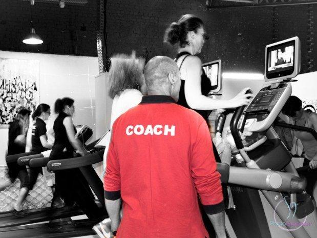 Coach toujours disponible au Club