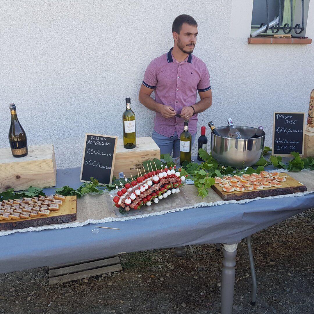 inoguration de la cave dégustation Porto Dix Vins – Cave à vins et spiritueux à Esperce