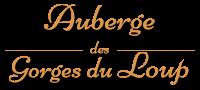 Logo Auberge des Gorges du Loup