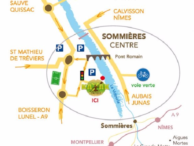 Camping Lolivier - Activité - Sommieres - Nimes Camargue