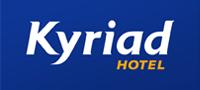 Logo Kyriad Hotel Paris 10eme
