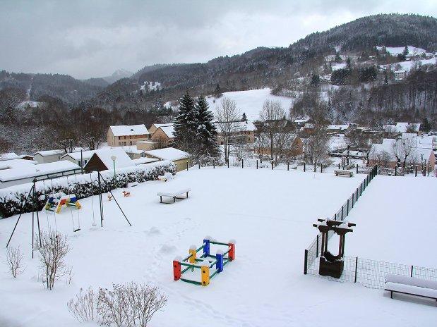 ski - tourisme - auvergne - la bourboule - mont dore - camping poutie
