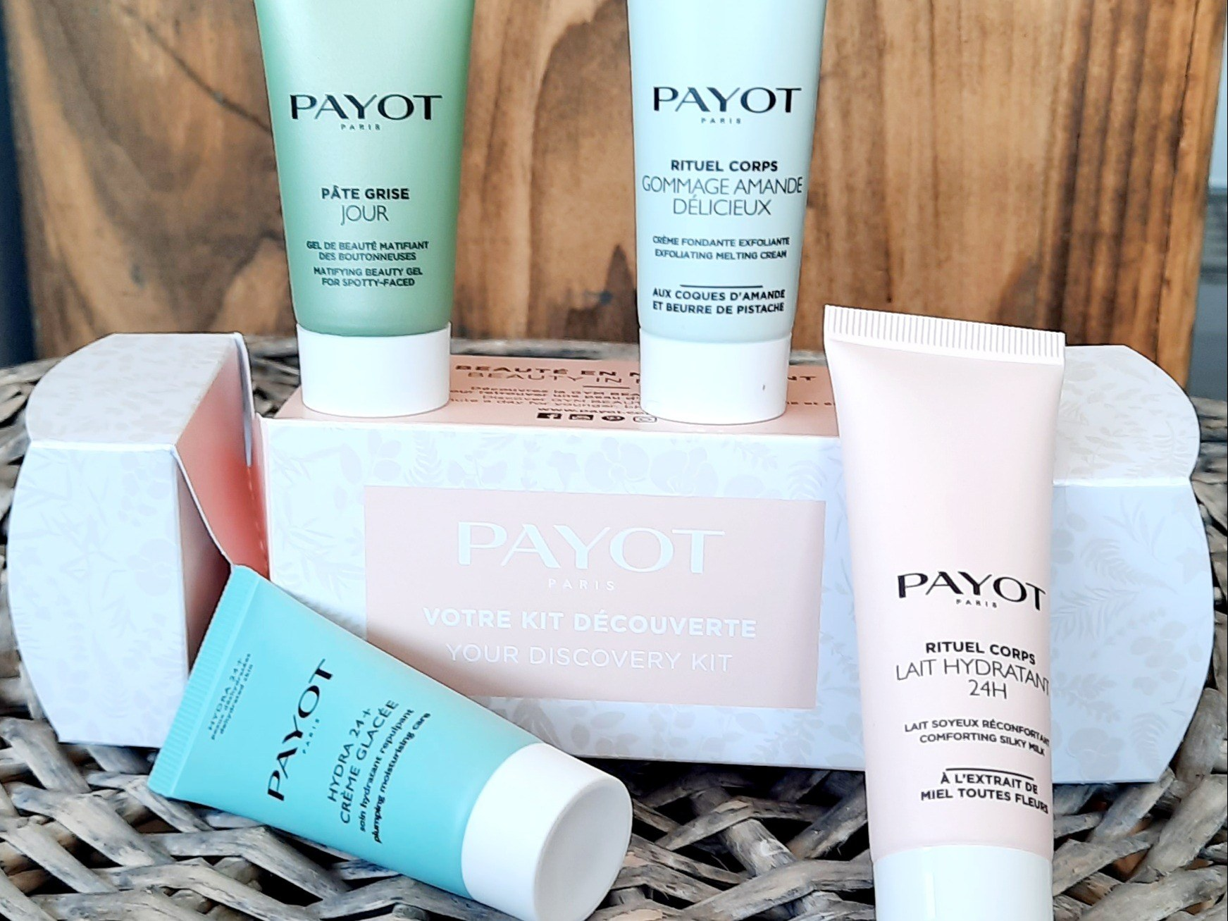 Crackers Payot