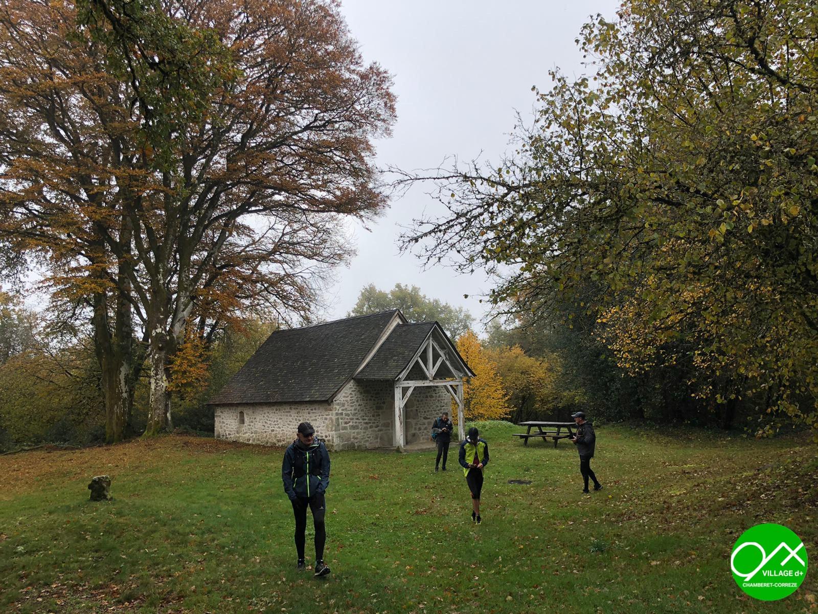 Sortie Trail -  Village d+ Les Roches de Scoeux