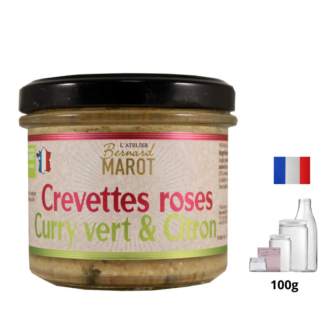 Crevettes-Roses-Curry-Vert-Citron