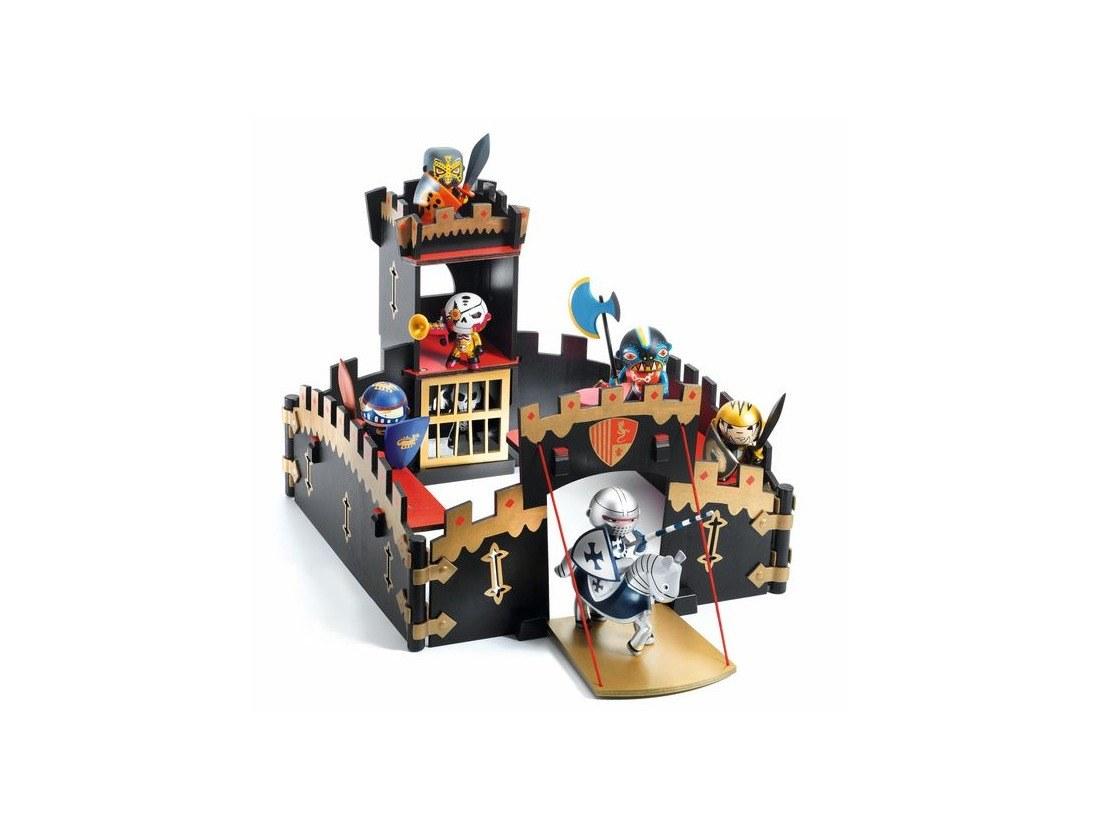ze-black-castel-chateau-arty-toys-djeco