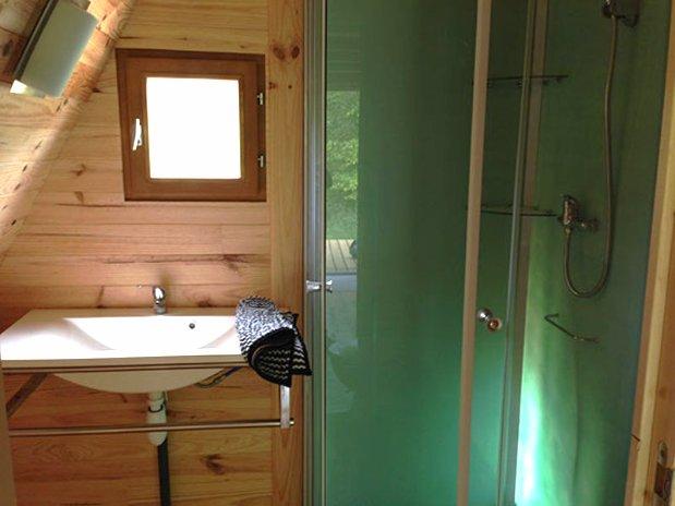 salle de bain chalet 6