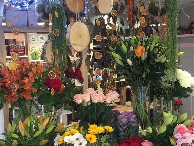 Au jardin d'Alice à Bourgoin-Jallieu et Nivolas-Vermelle en Isère : boutique de fleurs