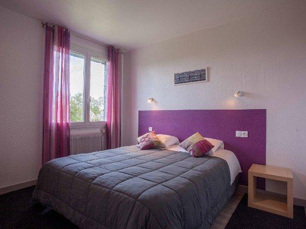 cozy-hotel-cosy-d-affaires-Morlaix-chambre-standard-lit-double