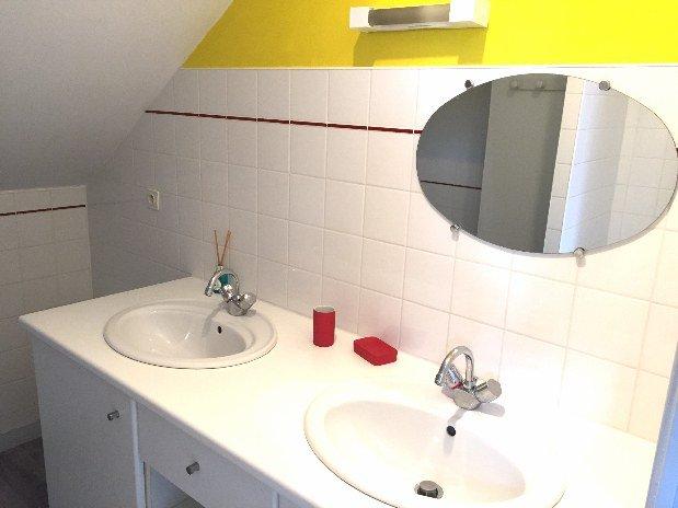 salle de bain gite colibri