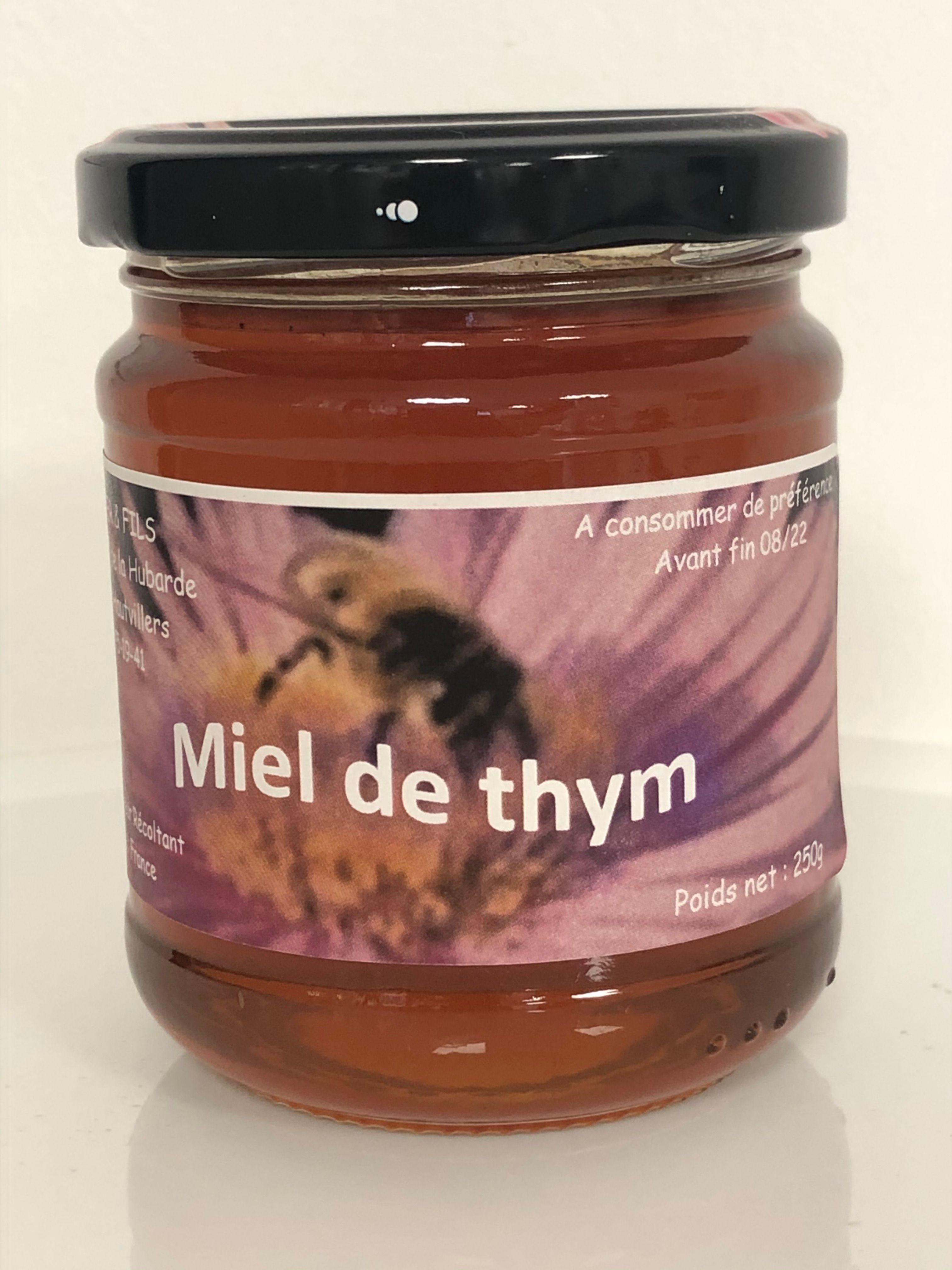 produit-de-la-ruche-hatier-frère-pot-miel-250gr-thym