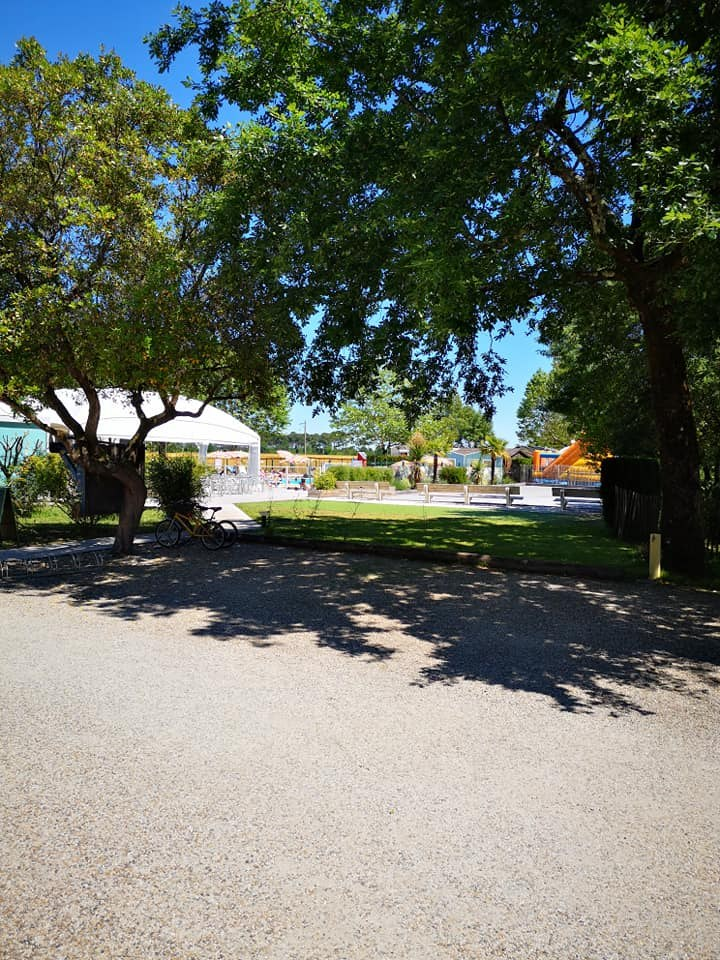 CAMPING ARBOUSIERS