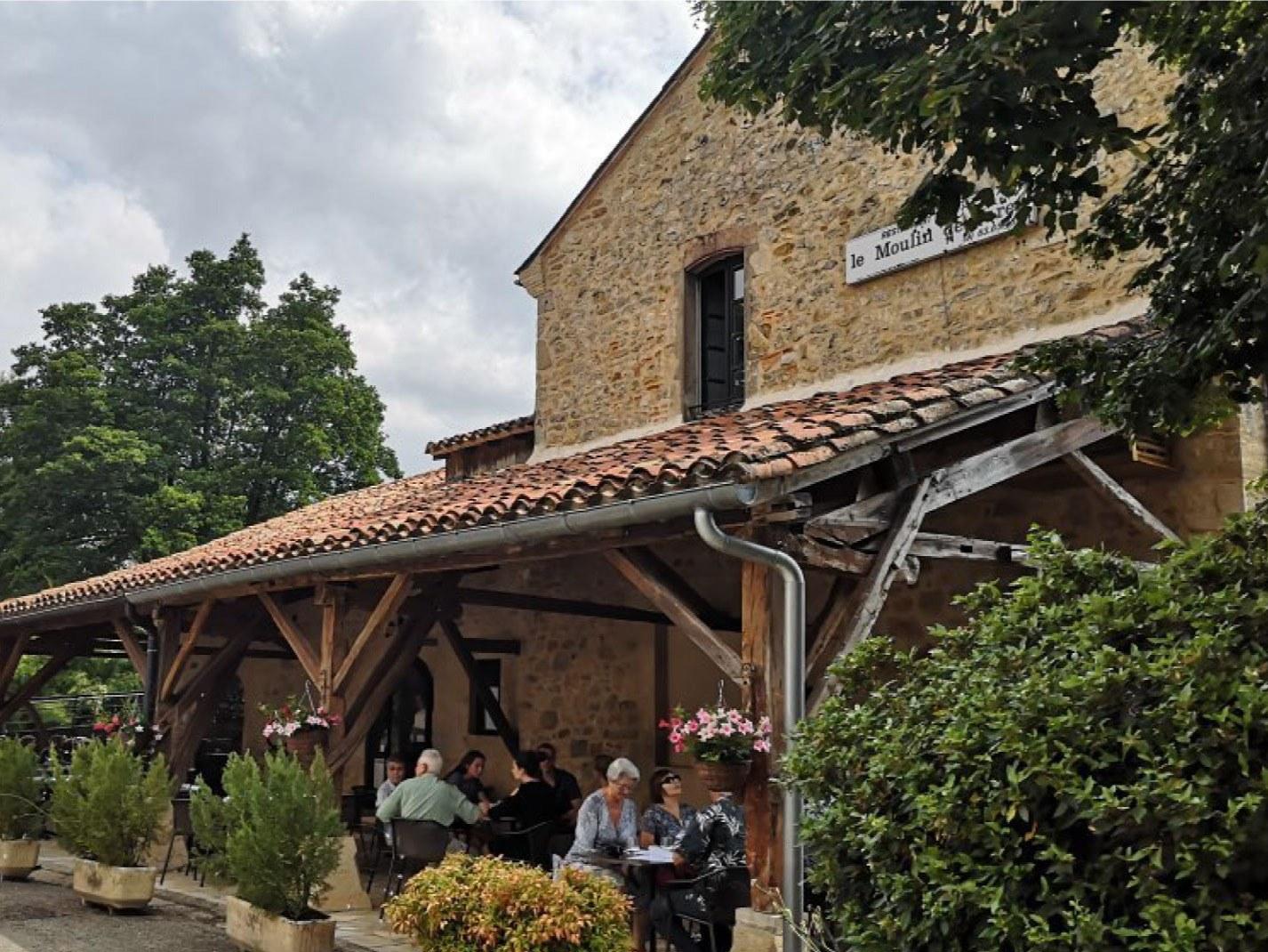 Le moulin de Varen, restaurant