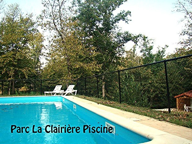 Clairiere pool