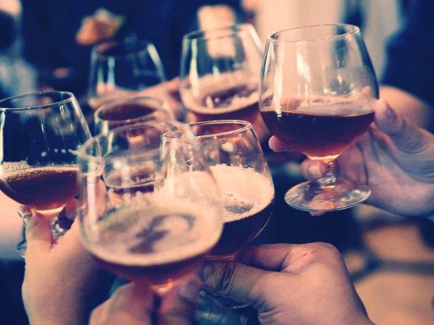 Soirée au bar de l'Auberge Gîte du Plateau Mont-Royal